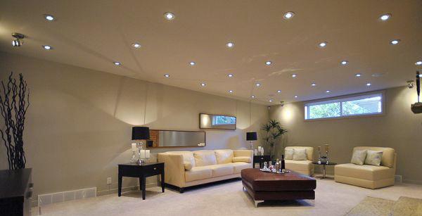 Uplanddrywall Recessed Lighting